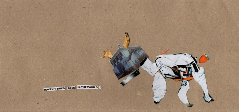 Imanol Buisan Collages diarios 2014