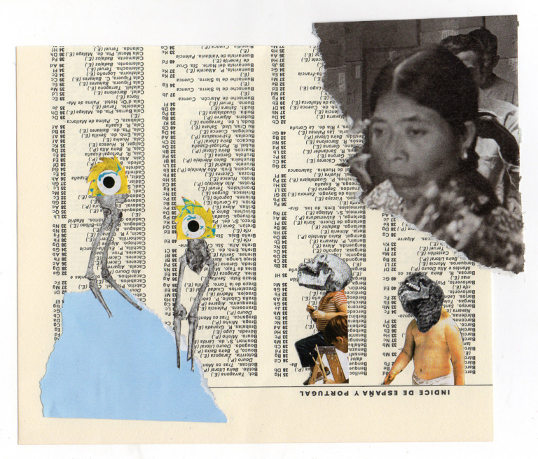 Imanol Buisan Daily collage 2014