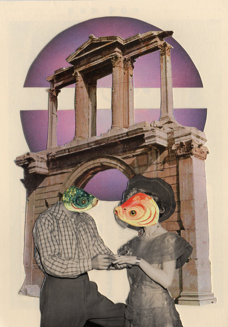 Imanol Buisan Daily collage 2015